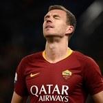 Serie A. Media: Edin Dżeko nie zmieni klubu tej zimy