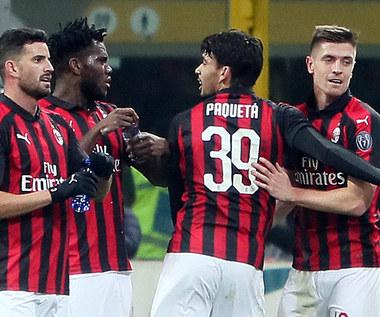 Serie A. Milan - Cagliari 3-0 w 23. kolejce ligi włoskiej. Piątek strzelił kolejnego gola