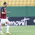 Serie A. Milan zapewnia, że Zlatan Ibrahimović nie obraził w ligowym meczu arbitra