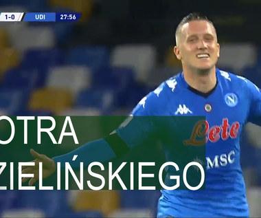 Serie A. Najlepsze asysty i gole Piotra Zielińskiego w sezonie 2020/21. Wideo