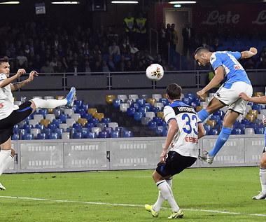 Serie A. Napoli - Atalanta 2-2. Milik wyrównał rekord Bońka