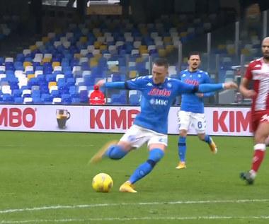 Serie A. Napoli - Fiorentina 6-0 - skrót (ELEVEN SPORTS). WIDEO
