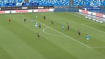 Serie A. Napoli - Genoa 6-0. Gol i asysta Piotra Zielińskiego - skrót (ZDJĘCIA ELEVEN SPORTS). WIDEO