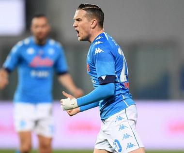 Serie A. Napoli wyceniło Piotra Zielińskiego na 60 milionów euro