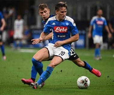 Serie A. Piotr Zieliński przedłużył kontrakt z Napoli