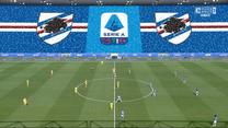 Serie A. Sampdoria Genua - Hellas Werona FC 3-1. Skrót meczu (ELEVEN SPORTS). Wideo