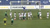 Serie A. Sassuolo - Cagliari 1-1 - skrót (ZDJĘCIA ELEVEN SPORTS). WIDEO