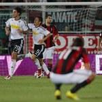 Serie A: Sensacja! Milan przegrał z Ceseną