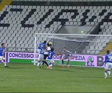 Serie A. Spezia Calcio - Sampdoria Genua 2-1. Skrót meczu (ELEVEN SPORTS). Wideo
