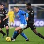 Serie A. SSC Napoli - Bologna FC 3-1 w 26. kolejce. Dwie asysty Piotr Zielińskiego