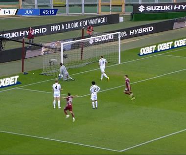 Serie A. Torino - Juventus 2-2. Skrót meczu (ELEVEN SPORT). Wideo