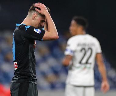 Serie A. Trudne negocjacje Milika z Napoli