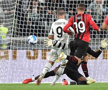 Serie A. Trwa koszmar Juventusu. Szczęsny znów kapituluje