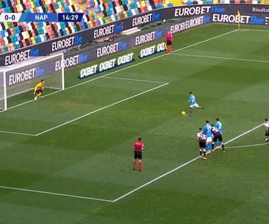 Serie A. Udinese Calcio - SSC Napoli 1-2. Skrót meczu (ELEVEN SPORTS). Wideo