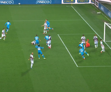 Serie A. Udinese - Napoli 0-4 - SKRÓT. WIDEO (Eleven Sports)