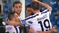Serie A. US Sassuolo Calcio - Juventus Turyn 1-3. Skrót meczu (ELEVEN SPORTS). Wideo