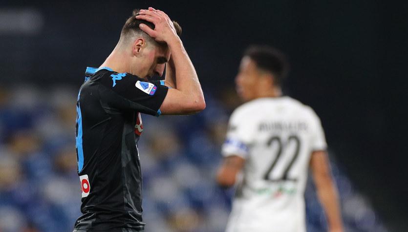 Serie A. Vincenzo Morabito: Milik jest w niepewnej sytuacji