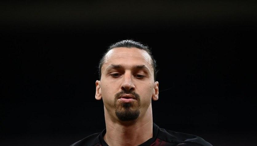 Serie A. Zlatan Ibrahimović jest zakażony koronawirusem