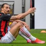 Serie A. Zlatan Ibrahimović nie weźmie udziału w przygotowaniach do nowego sezonu