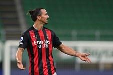 Serie A. Zlatan Ibrahimović po raz drugi z pozytywnym testem na koronawirusa