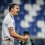Serie A. Zlatan Ibrahimović przedłuży kontrakt z Milanem?