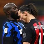 Serie A. Zlatan Ibrahimović przesłuchany w sprawie awantury z Lukaku