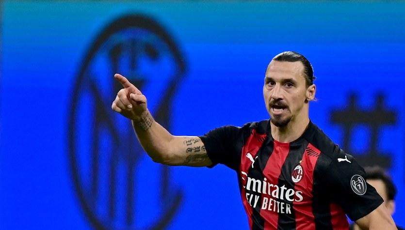 Serie A. Zlatan Ibrahimović: Wtedy byłem stary, dziś jestem młody