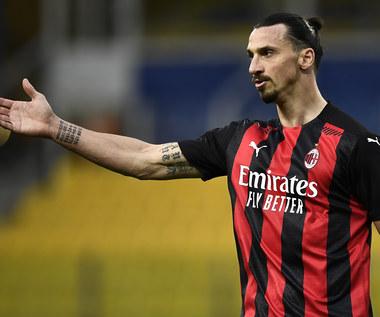 Serie A. Zlatan Ibrahimović zostaje w Milanie do połowy 2022 roku