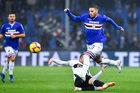 Serie A. Zwycięstwo Sampdorii Genua. Cały mecz Karola Linettego