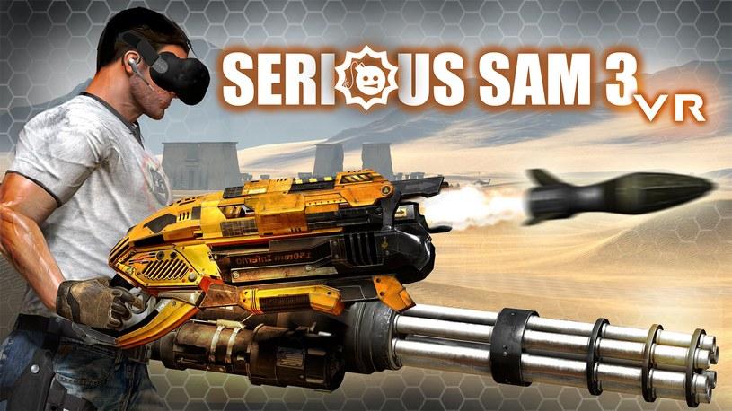 Serious Sam 3 /materiały prasowe