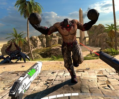 Serious Sam VR: The Last Hope – premiera pełnej wersji gry już dzisiaj