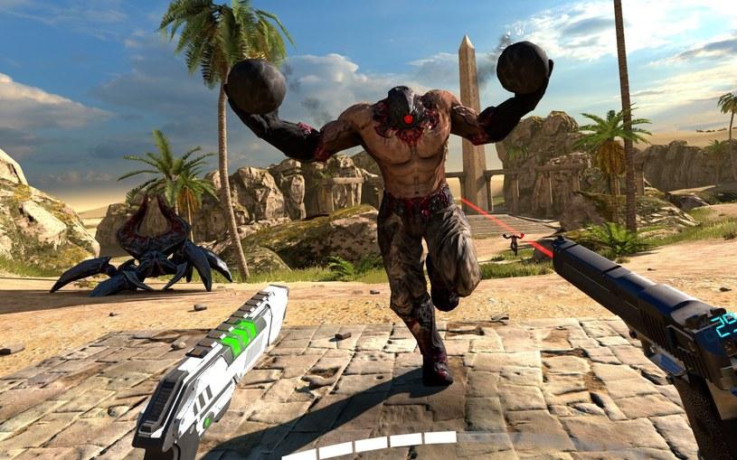 Serious Sam VR: The Last Hope /materiały prasowe