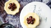 Serniczki podwójnie czekoladowe