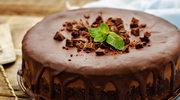 Sernik kawowo-waniliowy
