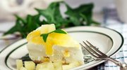 Sernik kokosowo-ananasowy