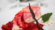 Sernikowy deser