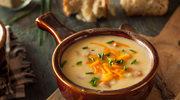 Serowa zupa krem