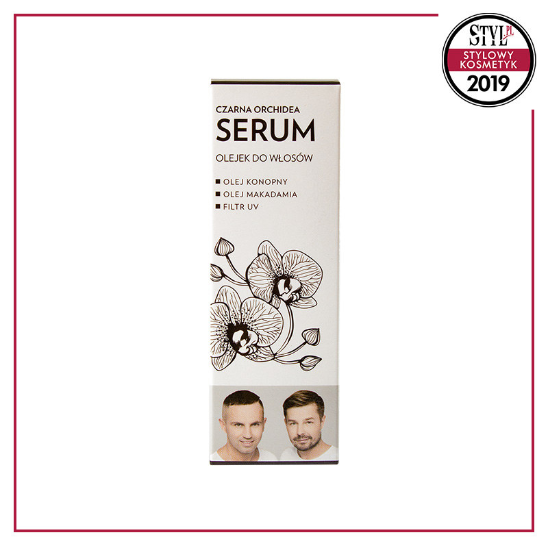 Serum Czarna Orchidea, WS Academy /Styl.pl