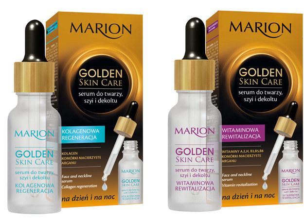 Serum do twarzy od Marion /materiały prasowe