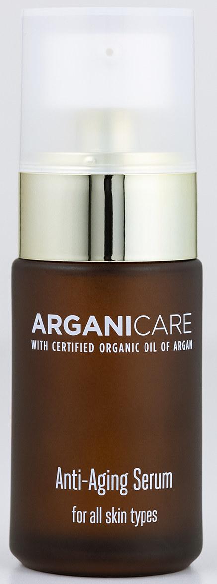 Serum przeciwzmarszczkowe Arganicare /INTERIA.PL/materiały prasowe