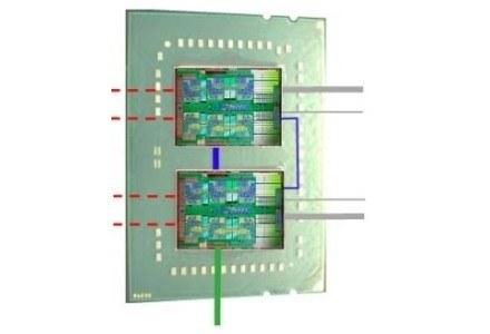 Serwerowy procesor AMD Magny-Cours z dwunastoma rdzeniami /materiały prasowe