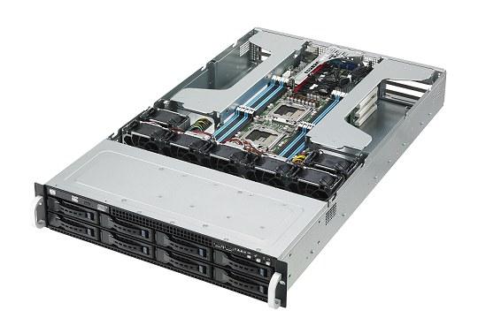 Serwery firmy Asus zasilają superkomputer /INTERIA.PL/informacje prasowe