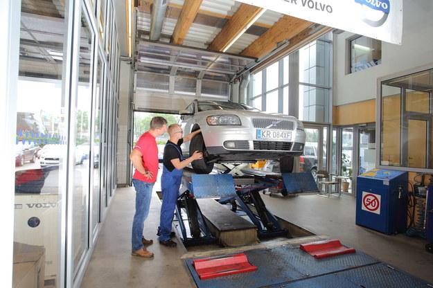 serwis Volvo /Motor