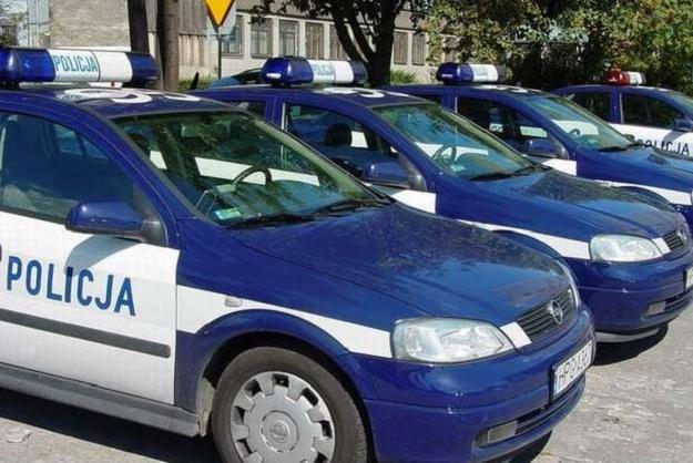 Serwisowanie radiowozów przynosi straty /INTERIA.PL