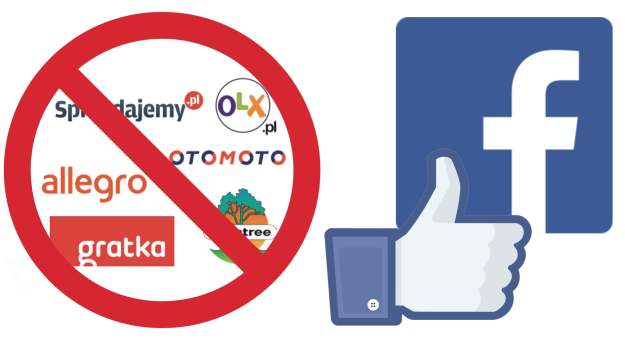 serwisy kontra facebook /Motor