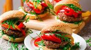 Serwujemy burgery