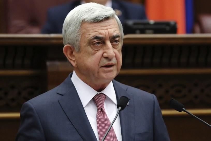 Serż Sarkisjan /AFP
