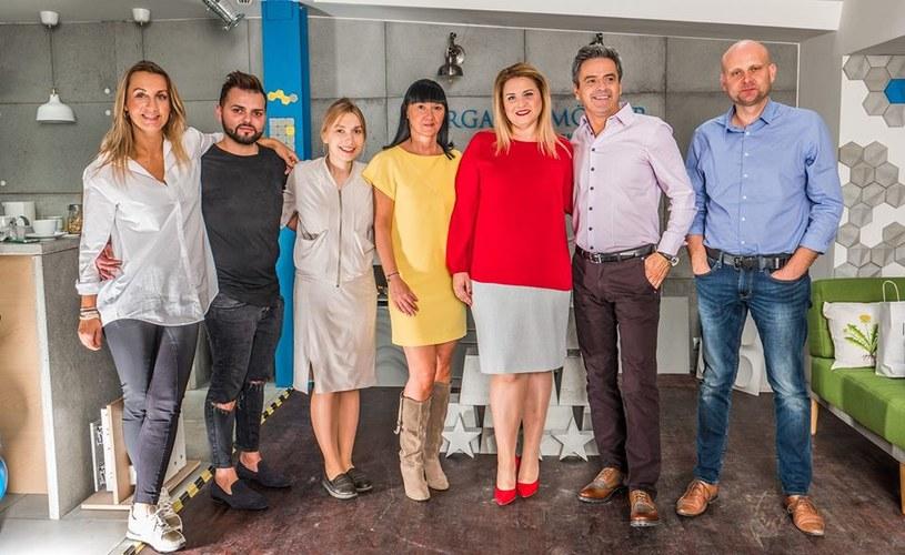Sesje zdjęciowe odbyły się w showroomie MORGAN & MÖLLER /materiały prasowe