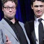 Seth Rogen zadrwi z Jamesa Franco