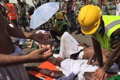 Setki ofiar podczas obchodów hadżdżu